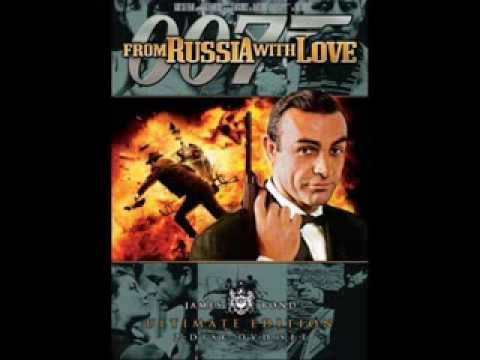 James Bond 007 - From Russia with Love Soundtrack