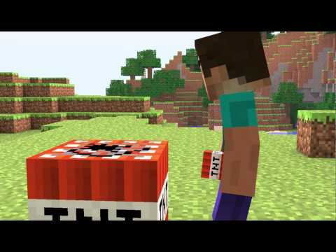 TNT Trap - Minecraft Animation