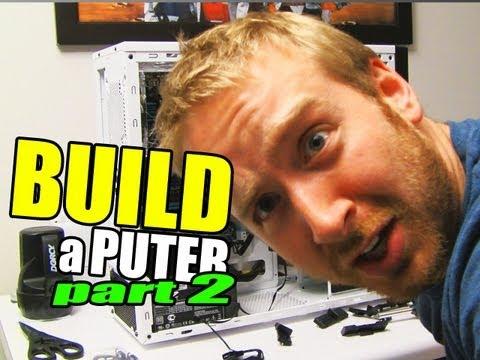 Building a Puter - Part 2: BUILD THAT PUTER!