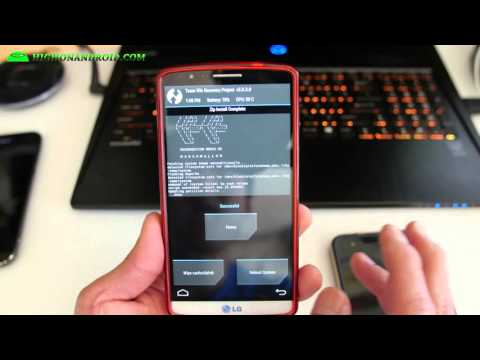How to Install Android 6 0 Marshmallow ROM using TWRP