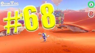 Video Sand Kingdom Moon 68 - Super Mario Odyssey Sand Kingdom Taxi Guy download MP3, 3GP, MP4, WEBM, AVI, FLV Oktober 2018