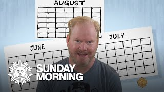 Jim Gaffigan on living in a time warp