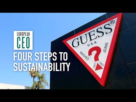 Guess: Four steps to sustainability | European CEO
