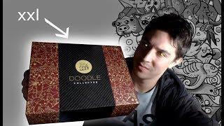 Une Box de dessin collector..... XXL !? (Ouverture)