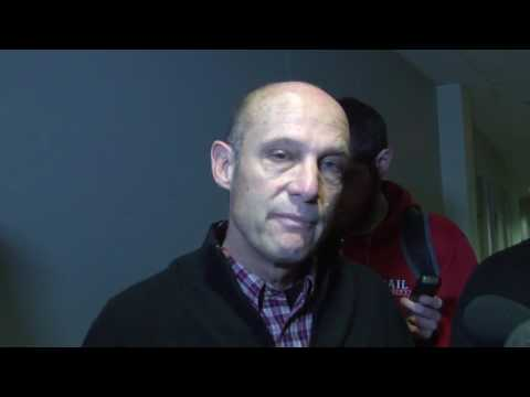 HOL HD: Mike Riley talks Banker, Diaco and the 3-4.