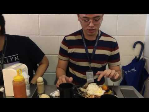 Food review  West Asia