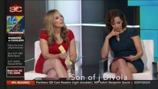 Video The Gift that Keeps on Giving - Linda Cohn & Elle Duncan | ESPN download MP3, 3GP, MP4, WEBM, AVI, FLV Agustus 2017