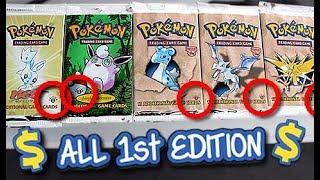 RAREST EVER Pokemon Opening I've Done?!!?