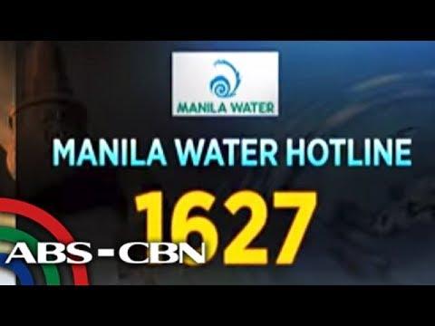 TV Patrol: Ilang barangay sa QC, mawawalan ng tubig simula Miyerkoles