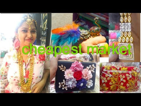 WEDDING Cheapest Bhuleshwar Market IN MUMBAI (in Hindi)