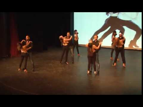 Revolution Dance Studio final year show June 2016 -  Bachata/Salsa performance