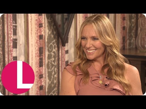 Toni Colette Discusses Removing Taboo Around Sex in Wanderlust (Extended Interview) | Lorraine