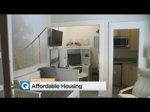 Tiny Apartments Could Help Ease Sacramento's Affordable Housing Crisis