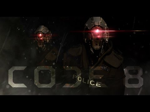 Код 8 (русские субтитры) / Code 8 (rus sub)