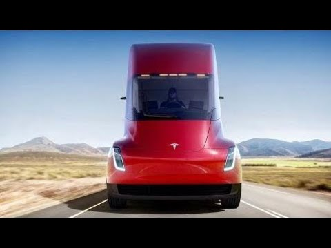 Tesla Semi Truck 2020 - 1st Tesla Truck EVER Made - Amazing! | Luxury Car Reviews