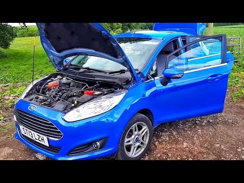 Ford Fiesta Manual Drive ( Review)