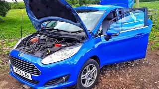Ford Fiesta Review Manual Drive