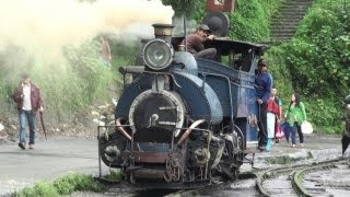 [Indian Rail]Toy Train in Darjeeling