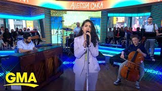 PREVIEW CLIP: Alessia Cara performs her smash-hit 'Out of Love' on 'GMA'