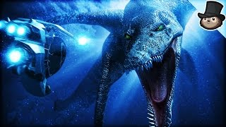 PREHISTORIC CREATURES IN THE OCEANS | Time Machine VR