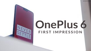 OnePlus 6 First Impressions with Camera Samples: The New Portrait Mode King?