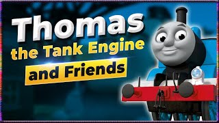 Thomas the Tank Engine and Friends - ENGLISH - Hero of the Rails - Thomas train (Videogame)