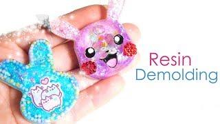 ODDLY SATISFYING VIDEO ♥ Resin Doming & Demolding