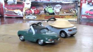 Cars Diecast Reviews #5
