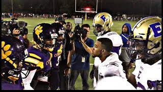 "Edna Karr (9-0) vs Warren Easton (7-1) ""District Championship"""