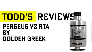 Perseus v2 RTA by Golden Greek