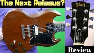 Should this be Gibson's Next Reissue? | 1982 Firebrand The SG Deluxe Review, Demo + Standard Compare
