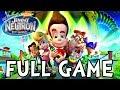 Jimmy Neutron Boy Genius FULL GAME Movie Longplay (PS2, Gamecube)
