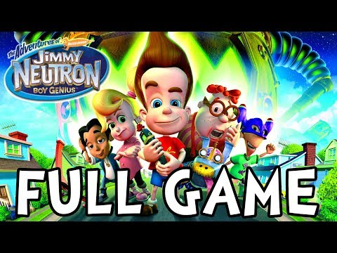 Jimmy Neutron Boy Genius Jimmy Catches Up To His School Bus from YouTube · Duration:  1 minutes 48 seconds