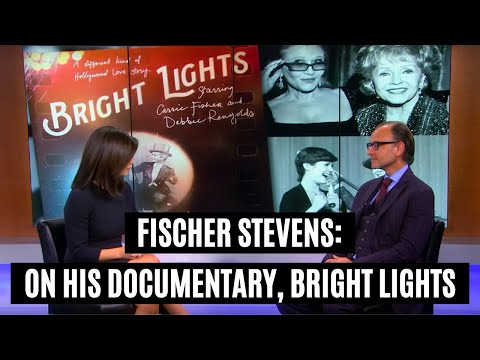 Fisher Stevens talks Bright Lights: Starring Carrie Fisher and Debbie Reynolds