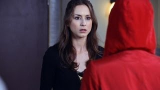 "Pretty Little Liars 3x24 ""A dAngerous gAme"" Finale Review: Who is Red Coat?"