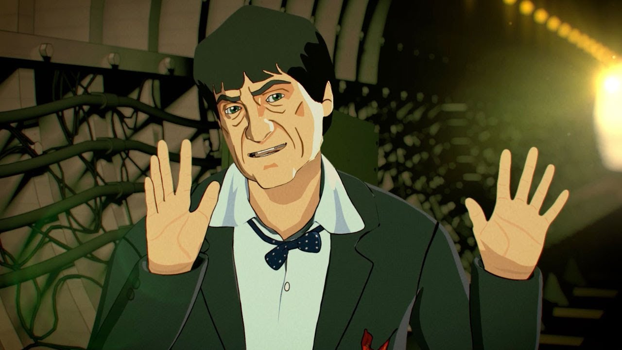 DOCTOR WHO: PART-MISSING STORY TO BE COMPLETED WITH NEW ANIMATION