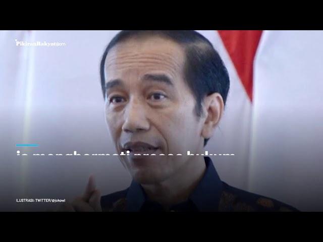 Ini Tanggapan Presiden Jokowi Atas Penangkapan Menteri KKP Edhy Prabowo oleh KPK