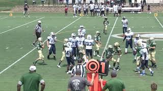 10U  - South Gwinnett AS (Vidal) vs. Grayson AN (Locsin)  8.31.19  Bay Creek Park
