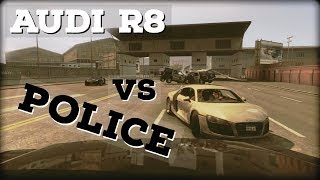 Driver San Francisco Play-Through Ep.9   Escaping The Police in an Audi R8!