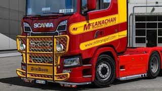 Euro Truck Simulator 2 How to Fix Trux Highway for Scania NextGen S/R incl. Template [1.31]