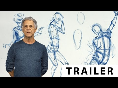 Figure Drawing With Karl Gnass | Part 3: Formulation - TRAILER (Ultra HD 4K)