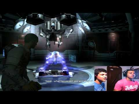 TITICAGAMEPLAY - Dead Space 2 - Cagaço overpowering