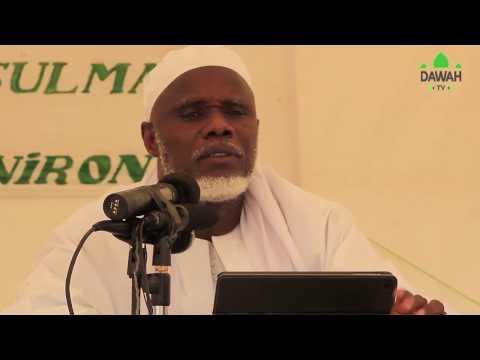 Concrétiser les Deux Professions de Foi-Avantages et Manife..du 30-10-2016 Cheikh Ibrahima Khalil LO