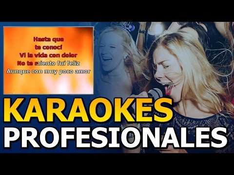 Descargar Karaokes Gratis en tu PC + Reproductor Full Karaoke 2017