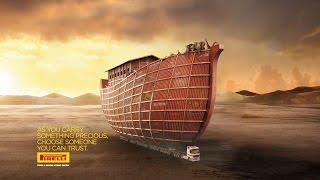 Грузовые шины PIRELLI - прошлое, настоящее, будущее(Рекламный ролик показывает эволюцию грузовых шин Pirelli., 2015-05-27T10:09:54.000Z)