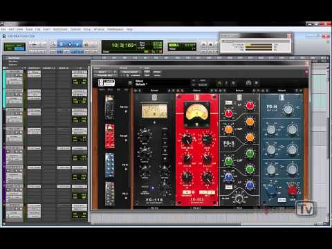 SLATE VMR Virtual Mix Rack Compressors review - Mix, drum bus, bass, vocals  test