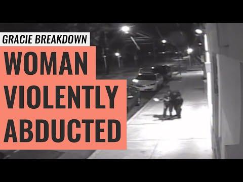 Woman Violently Abducted in Philadelphia (Gracie Breakdown)
