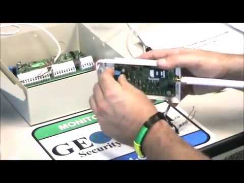 hqdefault dsc powerseries pc 1616 diy how to wire the tg 1 express alarm tg1 express wiring diagram at crackthecode.co