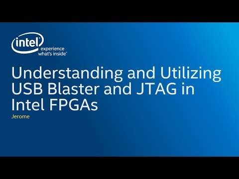 Understanding and utilizing USB Blaster and JTAG to configure Intel FPGAs
