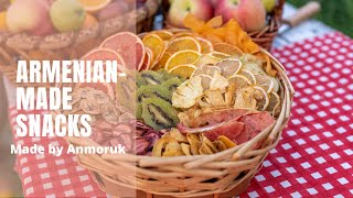 Anmoruk | Healthy goods producer in Armenia